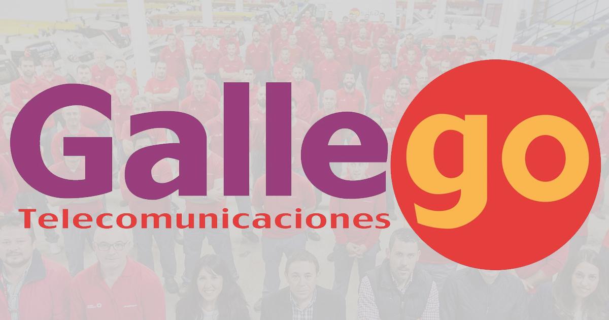 logotipo de ANTENAS GALLEGO SL