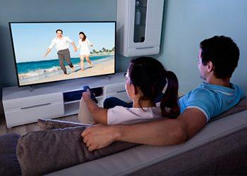 Problemas con la televisión, pixelación en canales